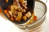 鶏肉とタケノコのレンジおこわの作り方4