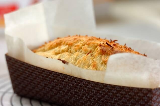 ココナッツブレッドの作り方の手順4