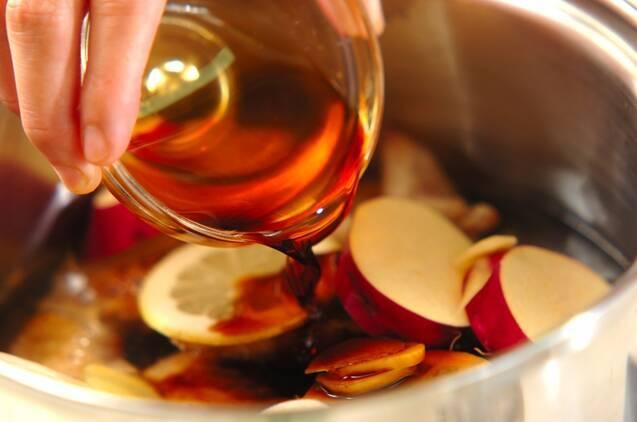 鶏手羽先のハチミツ煮の作り方の手順6