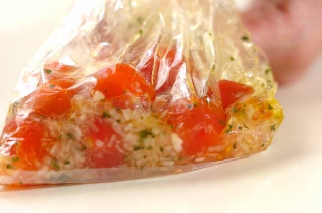 プチトマトのマリネの作り方の手順3