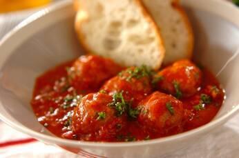 肉団子のトマト煮