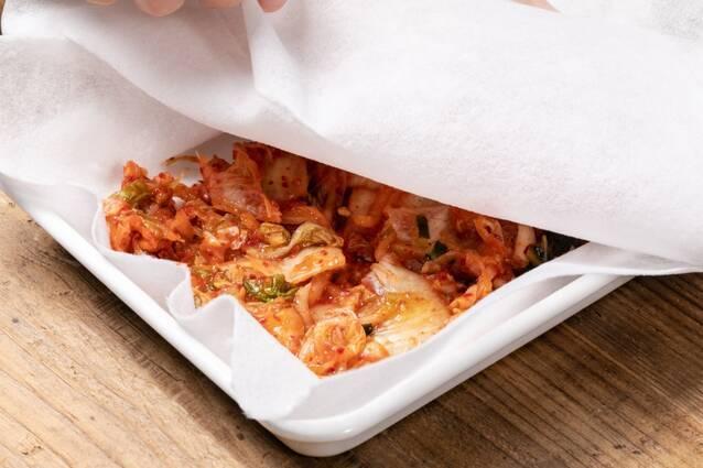 レンジでサラダチキンの作り方の手順8