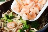 エビと野菜の中華炒めの作り方2
