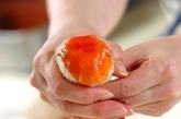洋風手まり寿司の作り方1