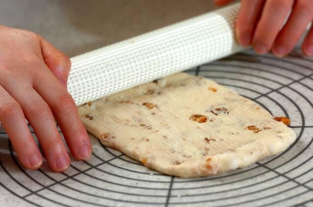 カマンベールのクルミパンの作り方の手順10