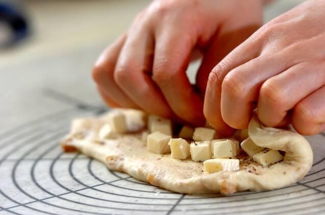 カマンベールのクルミパンの作り方の手順11