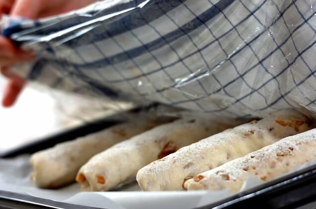 カマンベールのクルミパンの作り方の手順12