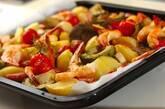 エビとアボカドのぎゅうぎゅう焼きの作り方10