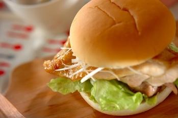 中華ハンバーガー