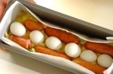 ホットケーキミックスでソーセージのケークサレの作り方3