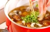 松茸のお吸い物の作り方2