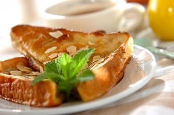 ココナッツフレンチトースト
