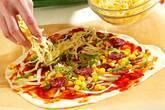 手作りクリスピーピザの作り方12