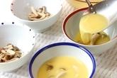 シメジ茶わん蒸しの作り方1
