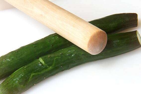 ピリ辛キュウリ漬の作り方の手順1