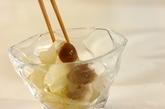 セロリとシメジの甘酢和えの作り方3