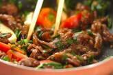 牛肉とトマトの中華炒めの作り方4