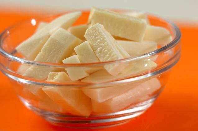 サクサクホクホク 山芋のフライの作り方の手順1