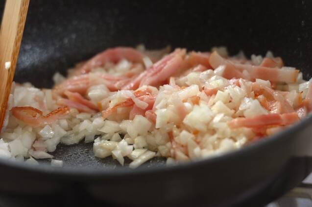 カボチャのマッシュサラダの作り方の手順2