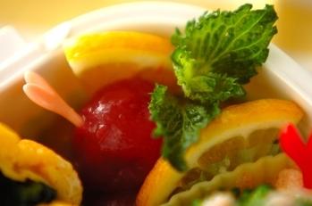 プチトマトのハニーレモン