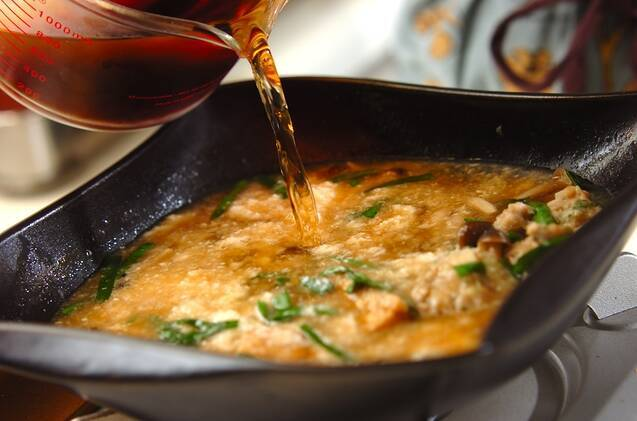 とろろ鍋の作り方の手順7