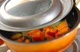 カボチャのヨーグルトサラダの作り方1