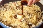 和風きのこスパゲティの作り方4