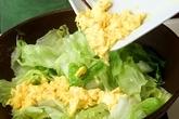 レタスの卵炒めの作り方3