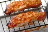 奥深い辛さ豚肉の七味みそ焼きの作り方4
