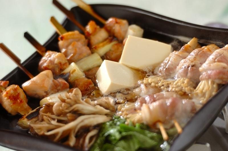 焼き鳥串鍋