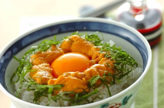 濃厚卵かけご飯
