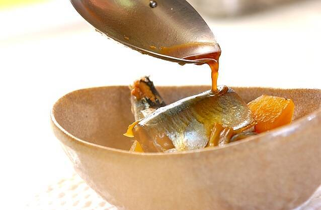 サンマと大根の煮物の作り方の手順7