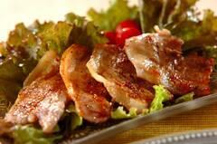 豚バラ肉の焼き肉