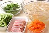 素麺チャンプルーの下準備5