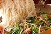 素麺チャンプルーの作り方3