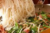 素麺チャンプルーの作り方10