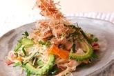 素麺チャンプルーの作り方4