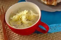 キャベツのミルクスープ