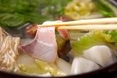 ブリしゃぶ鍋の作り方2
