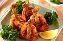 鶏手羽元のチューリップから揚げ