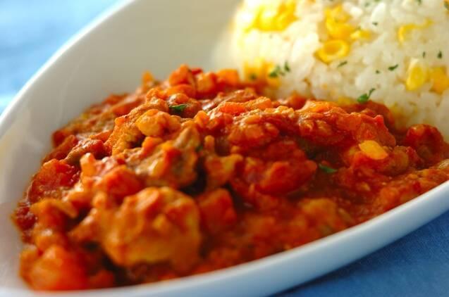 トマトカレー