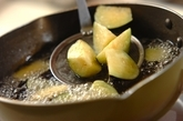 揚げナスのそぼろあんの作り方1