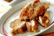 鶏むね肉の天ぷら