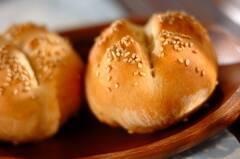 簡単手ごねパン