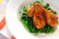 チキンのママレード煮