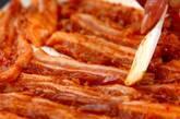 豚バラ肉とモヤシの旨辛丼の作り方4