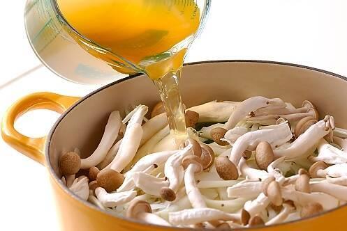 あっさりお出汁の和風ロールキャベツの作り方の手順9