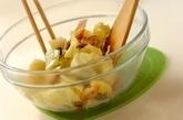 キャベツとアンチョビのポテトサラダの作り方3