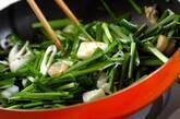 海鮮カレー焼きそばの作り方4