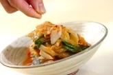 タラのキムチ煮の作り方3